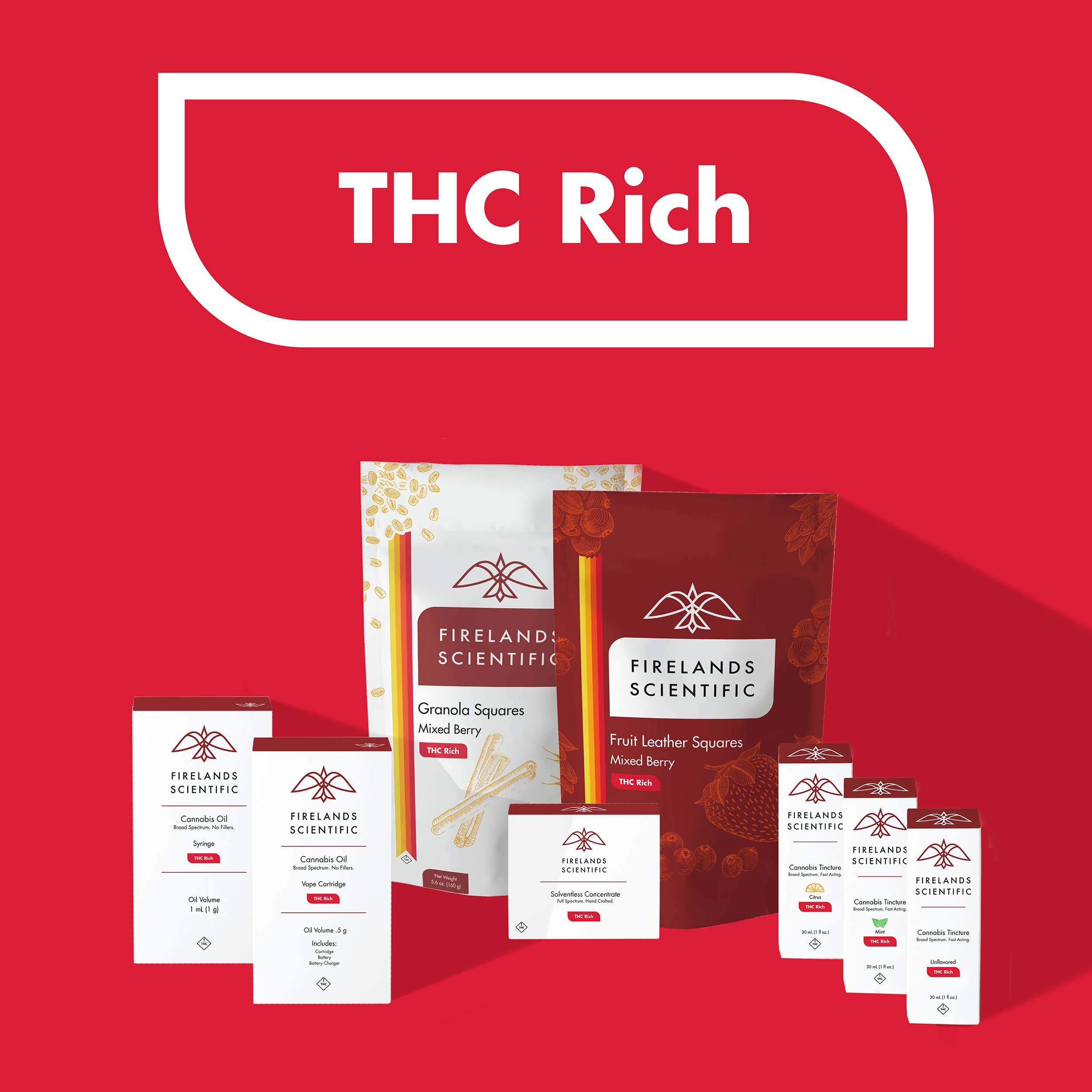 THC Rich